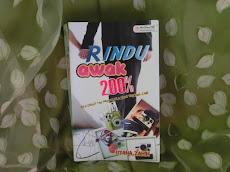 Review Novel : Rindu Awak 200% (by Liyana Zahim)