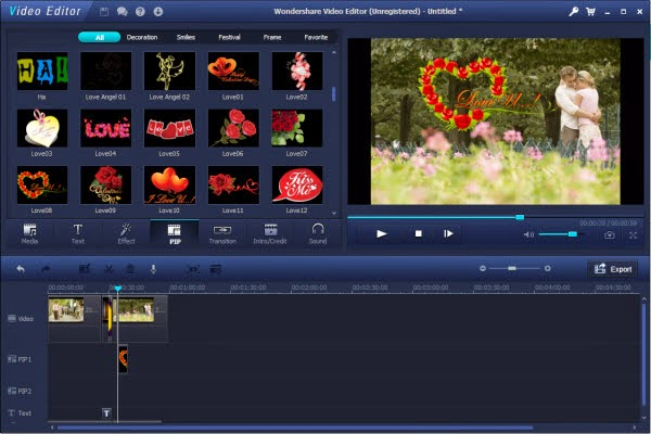 Filmora (originally Wondershare Video Editor for Windows, Mac) is an easy and powerful video editing tool to edit & personalize videos with rich music, text, filter, element/5(K).