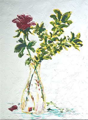 http://paintingsbylyndacookson.blogspot.fr/2016/05/single-red-rose-by-lynda-cookson.html
