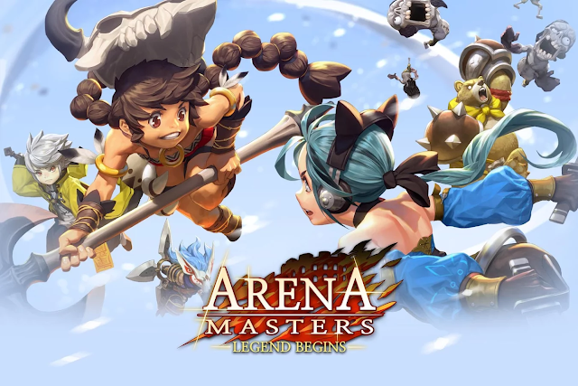Download game Arena Master apk Android