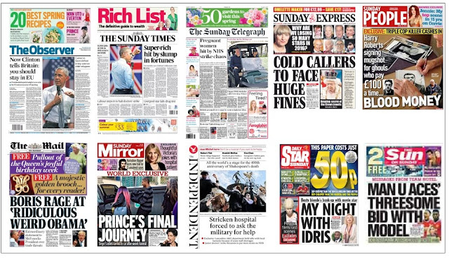 front pages 24-04-16