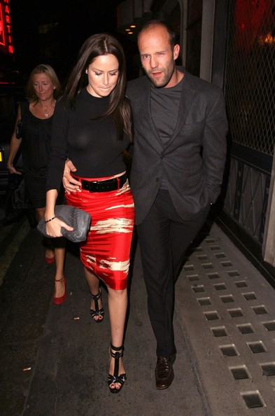 Super Hollywood New Stars Jason Statham With Girlfriend Pics 2012 Hairstyle Inspiration Daily Dogsangcom