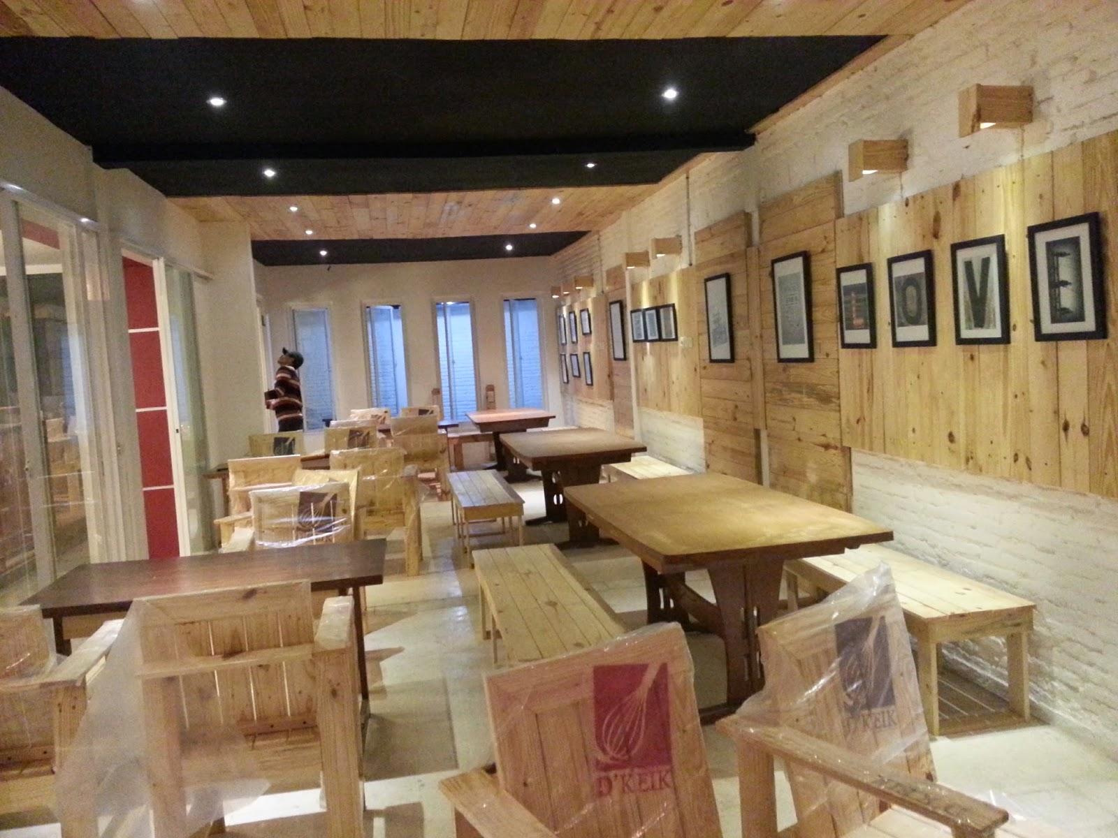 Desain Interior Cafe Retro Desain Rumah Minimalis Terbaru Tahun Ini