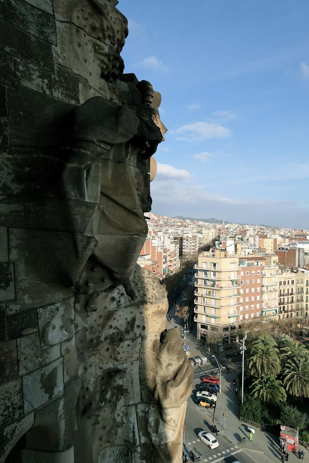 サグラダ・ファミリア (Sagrada Familia)