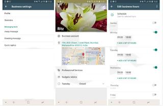 Cara mendaftar, mengatur, dan menggunakan fitur aplikasi di WhatsApp Business