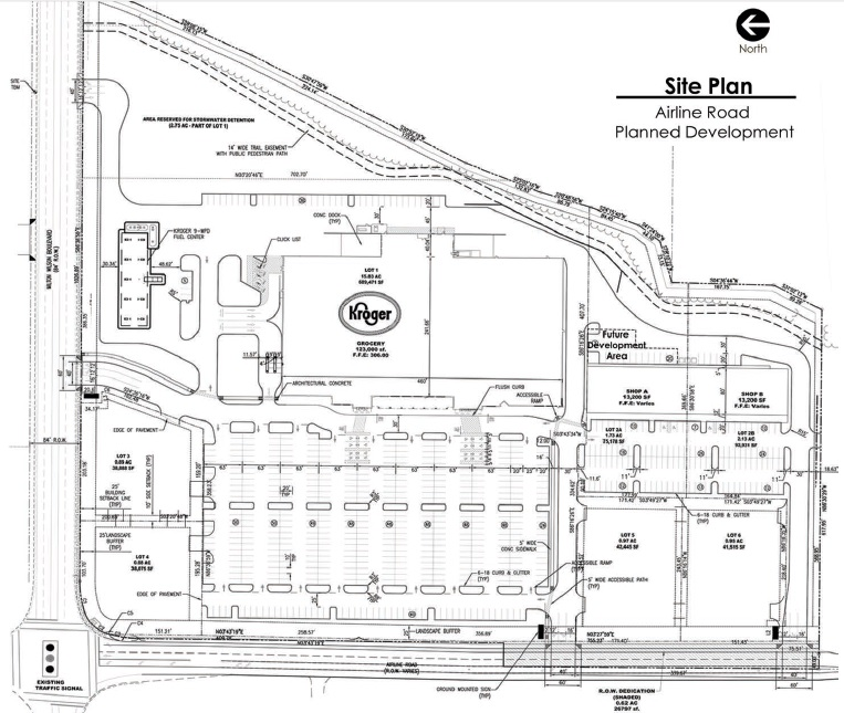 The Mid-South Retail Blog: Mid-South Kroger Marketplace Expansion Update