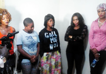 Nigerian traffickers who take girls to Dubai and videos them