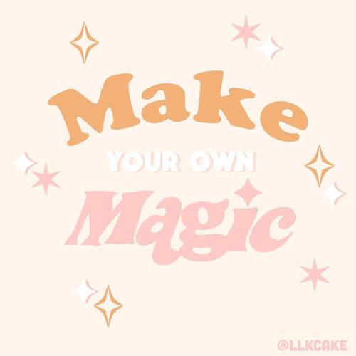 Make Your Own Magic Design by Katelyn Wood on Instagram: @LLKCake