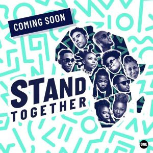 """Stand Together – Hino Africano de Solidariedade contra o COVID-19 """"African Anthem of Solidarity against COVID-19"""