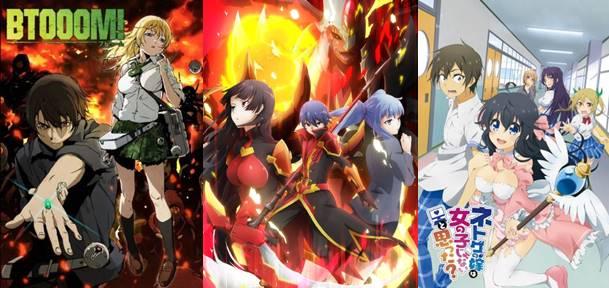 rekomendasi anime game tentang game paling seru