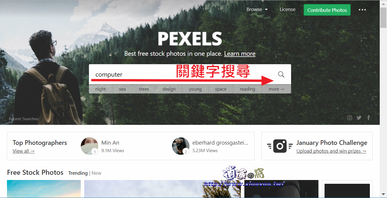 Pexels 優質免費圖庫