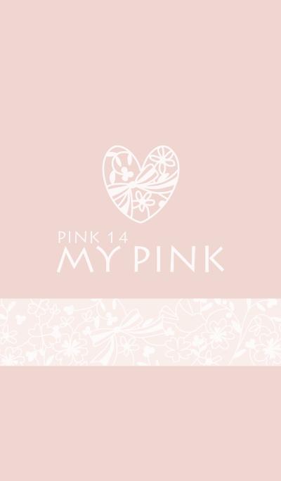 MY PINK/Pink 14