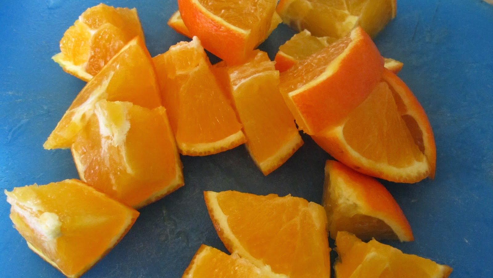 Bizcocho de naranja Thermomix, tradicional y olla GM.
