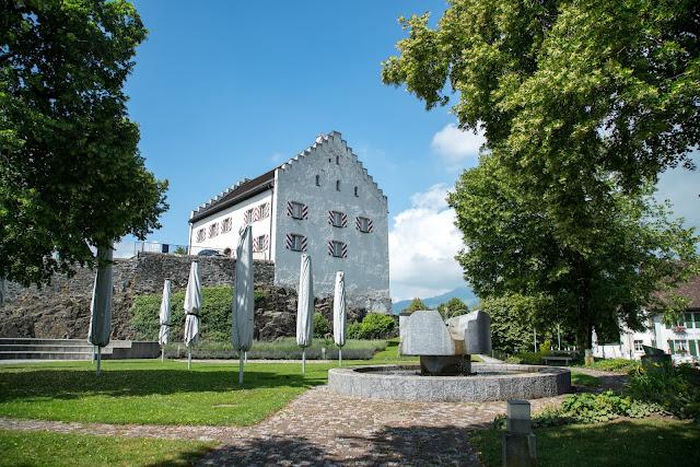 Historische Höhenweg von Bendern nach Schellenberg  Wandern Liechtenstein 04