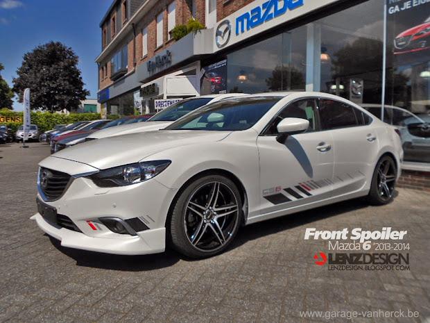 3rd Generation Body Kit Option - Mazda 6 Forums