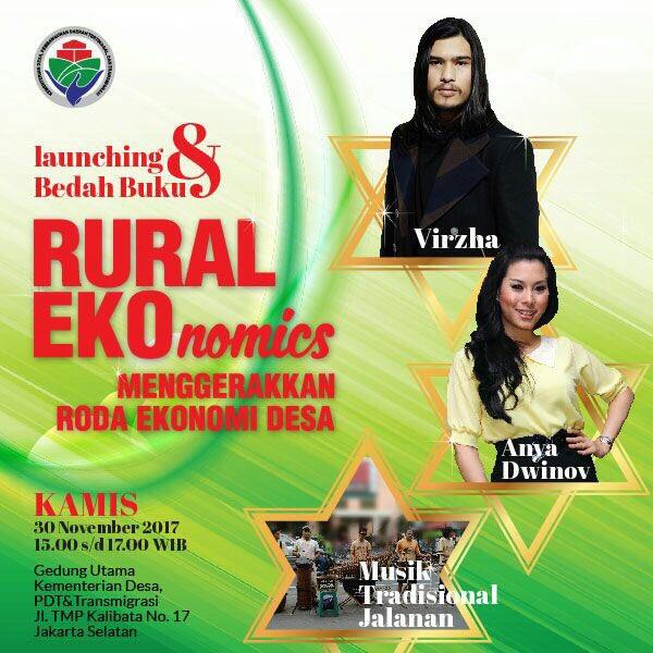Rural Economic Menggerakkan Ekonomi Desa