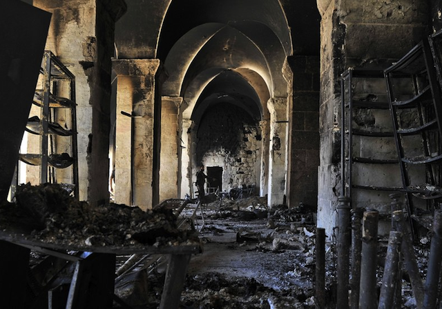 UNESCO Director General Bokova on Protecting Cultural Heritage during conflict