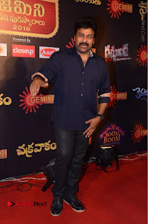 Chiranjeevi Stills at Gemini TV Puraskaralu Event  0014.JPG