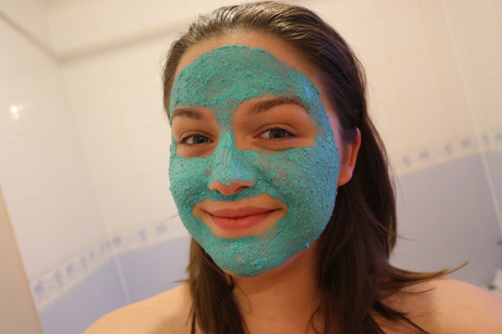 Dont look at me lush face mask review - If Any Of You Have Read My Reviews Before You Ll Know That I Have Quite Troublesome Skin My Skin Is Quite Oily And I M Always Dealing With Spots And