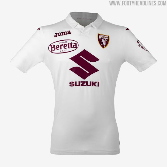 Torino 20-21 Home, Away, Third & Goalkeeper Kits Released - Footy ...