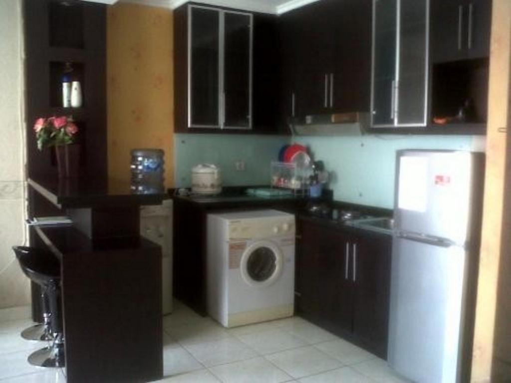 kitchen set dengan mesin cuci 4
