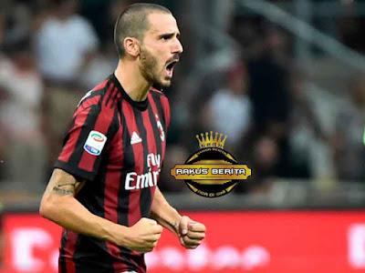 Bonucci Kapten AC Milan 2017/18