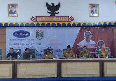 Puskesmas se-Lampung Tengah Tingkatkan Pelayanan Kesehatan Melalui OJT