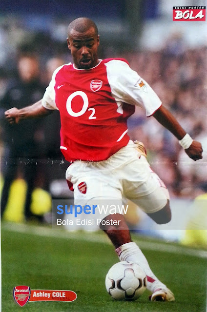 Poster Ashley Cole (Arsenal)