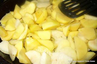 картошка для оджахури