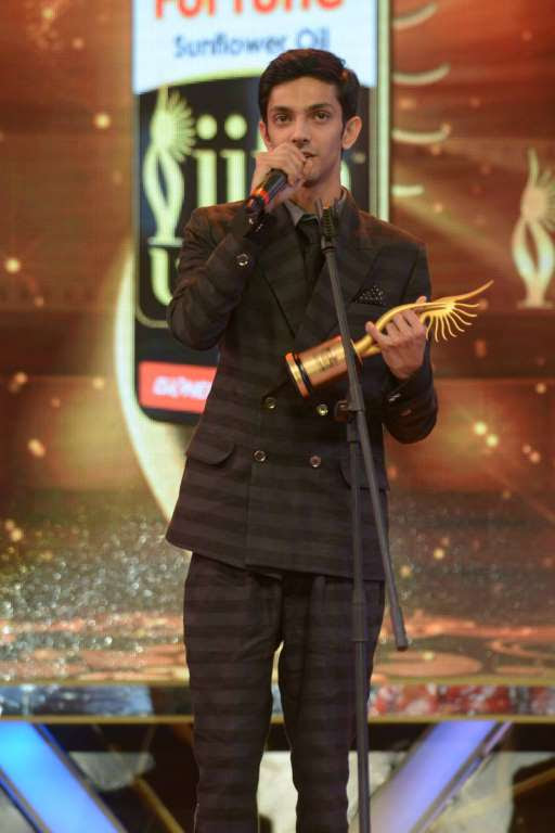 Thank you IIFA and to all the fans for Best Music Director Happy to take home the first IIFA for the South said Anirudh Ravichander via Twitter