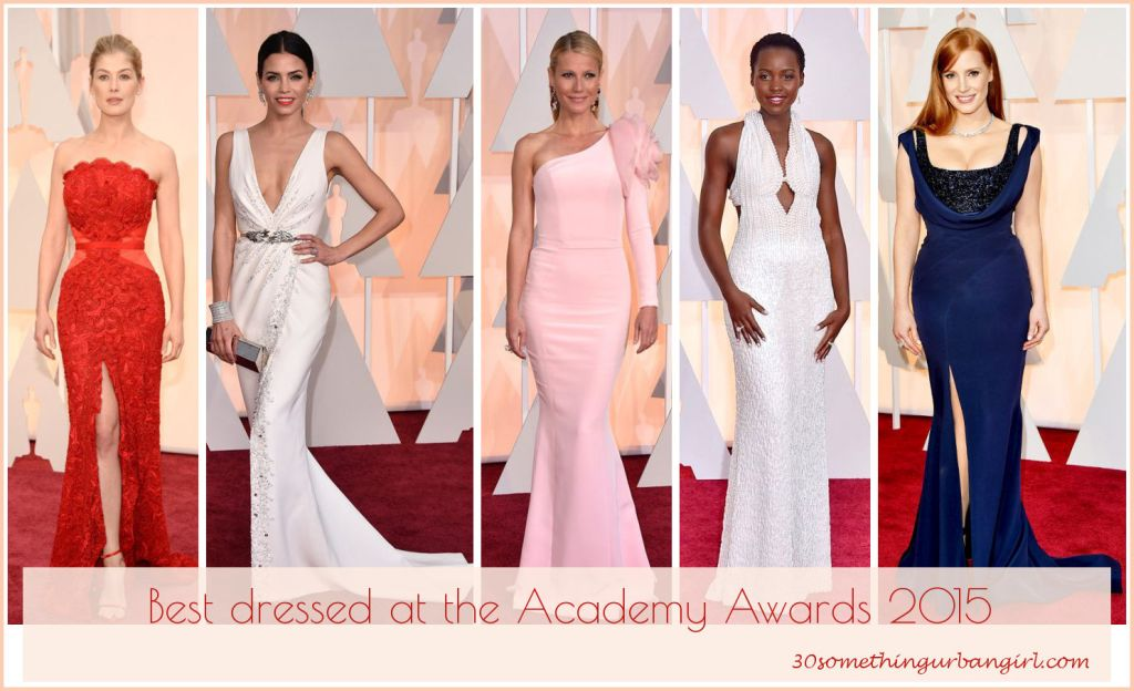 Best dressed at the Oscars 2015 by 30somethingurbangirl