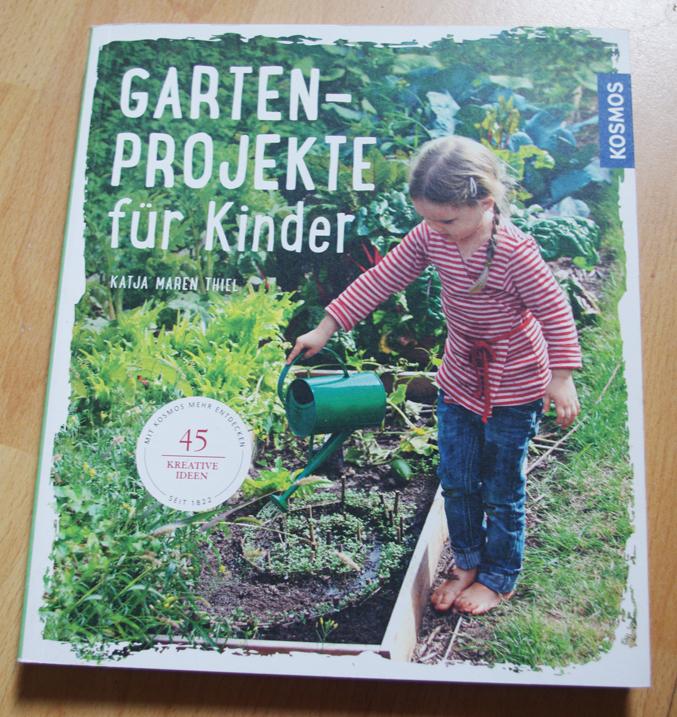 Praxisbuch Katja Maren Thiel Gartenprojekte Fur Kinder