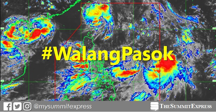 #WalangPasok: Class suspensions on Monday, July 23, 2018