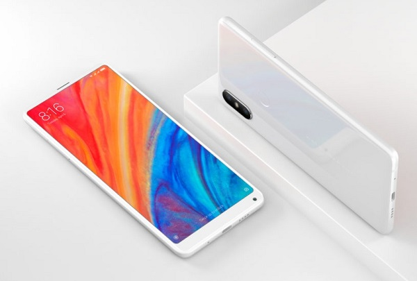 Xiaomi Mi MIX 2S goes official with 5.99-inch display, Snapdragon 845 processor and 8GB RAM