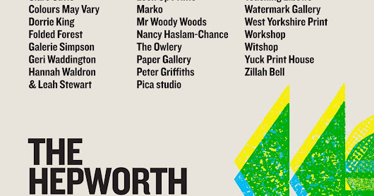 The Hepworth Print Fair