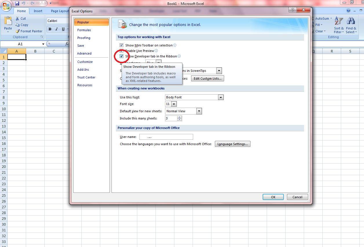 Autolisp Kishore How To Create Macro In Excel