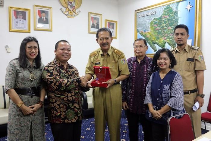 Lampung Raih Lima Emas dan Tiga Perak Pesparawi Nasional XII Pontianak