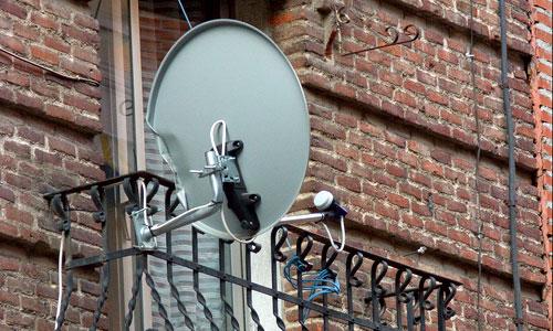 Como Instalar una Antena Parabolica