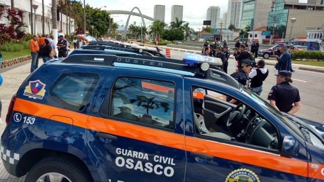 Operação da Guarda Civil de Osasco visa reforçar policiamento para as compras de Natal
