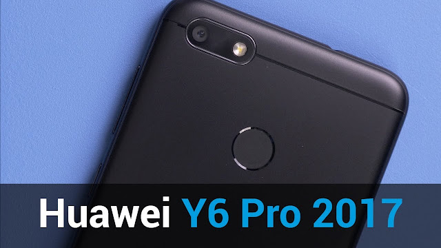 Huawei Y6 Pro 2017  OVERVIEW