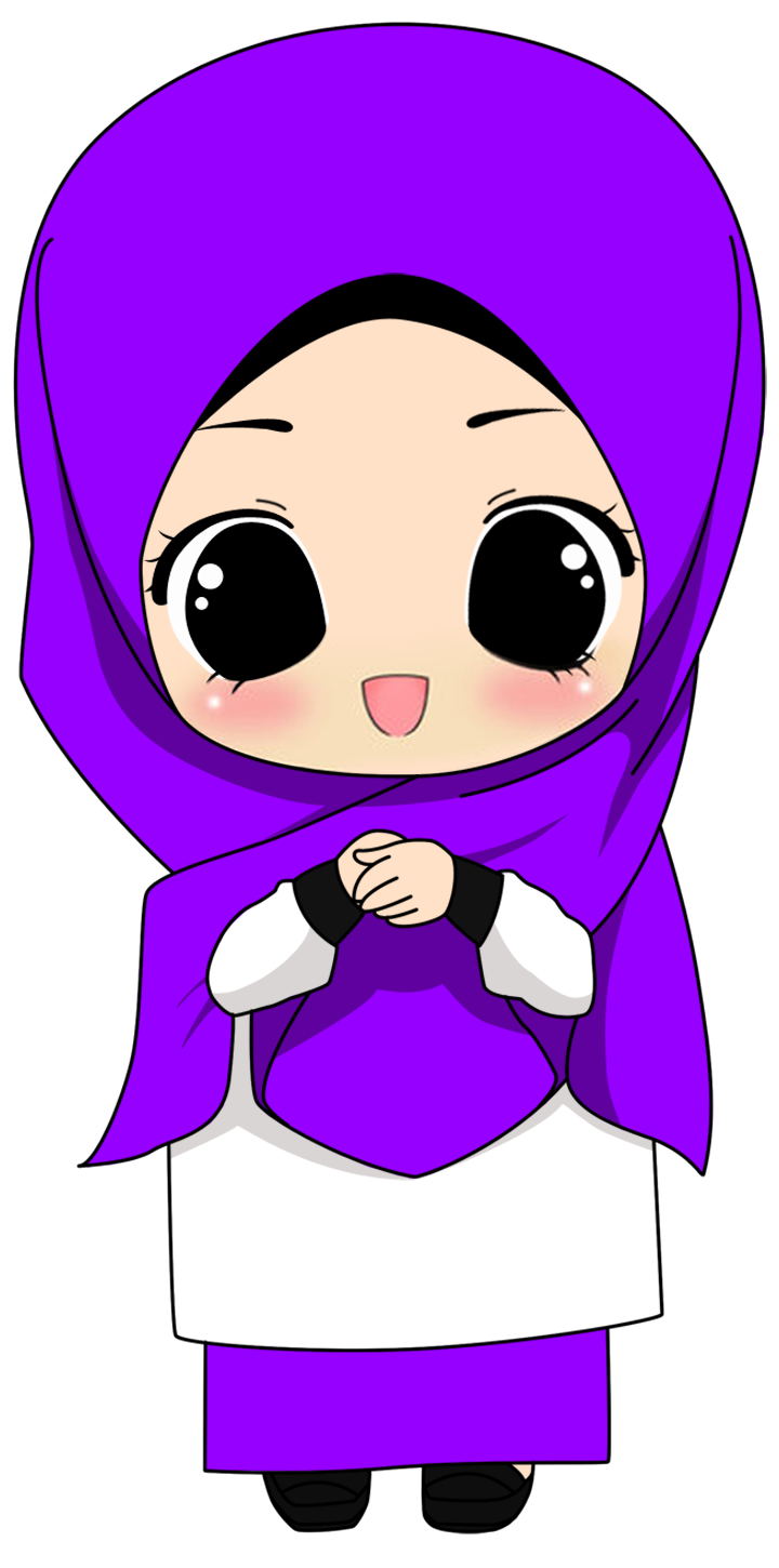 Muslimah%2BCartoon%2BPurple%2BDark