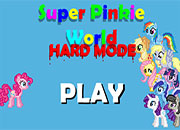 Super Pinkie Pie World: Hard Mode