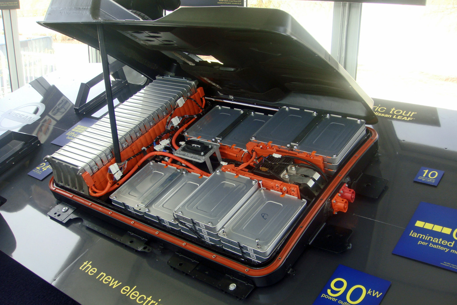 Electric Car Batteries Last Up To 20 Years