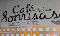 Charity Smiles Cafe in Granada, Nicaragua