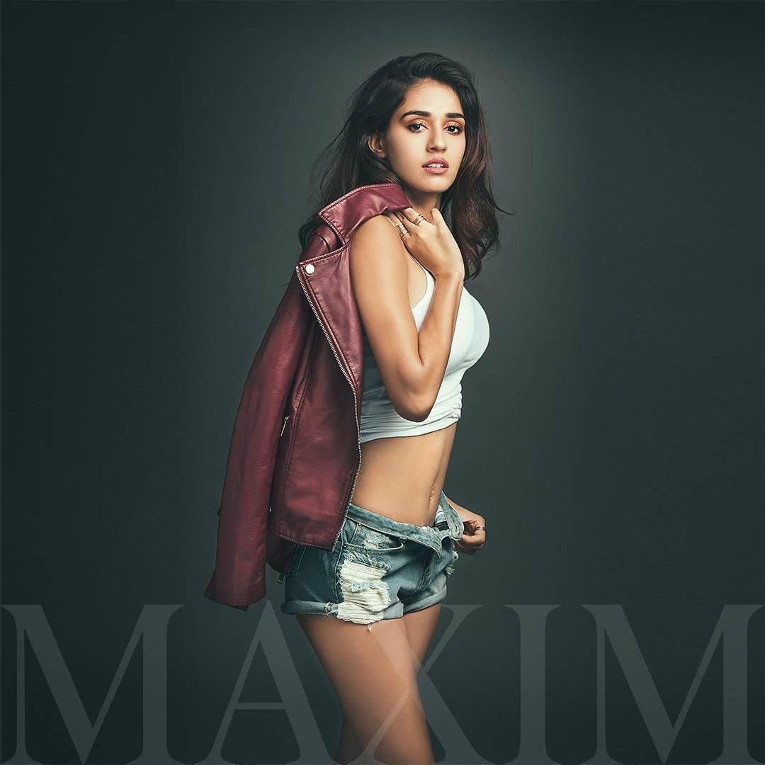 Disha Patani Hot  Sexy Photoshoot For Maxim India -3654