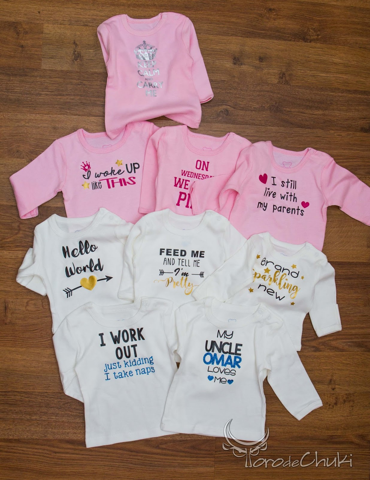 Download Awesome SVGs: Onesies and Some Other Tiny Clothes.