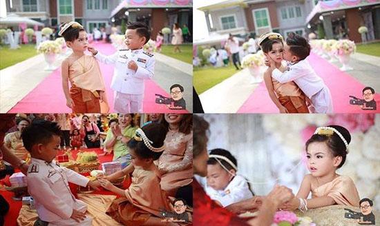 Pernikahan Balita Thailand