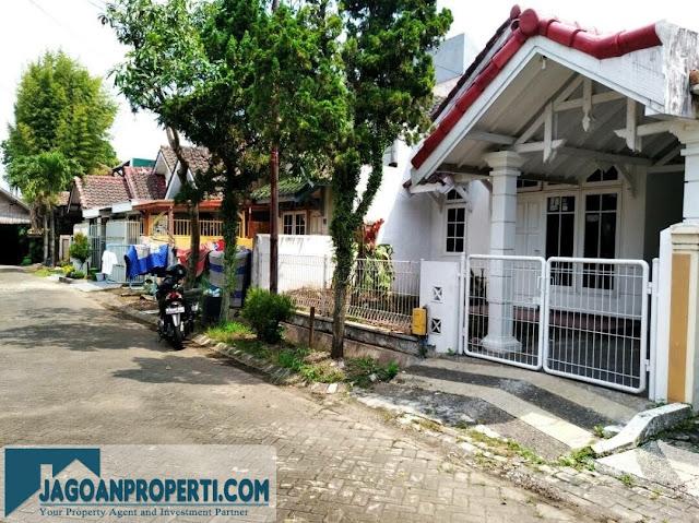 Rumah dijual murah di kawasan perumahan elite Kota Malang