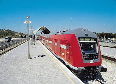 Israel abre licitación para comprar trenes eléctricos