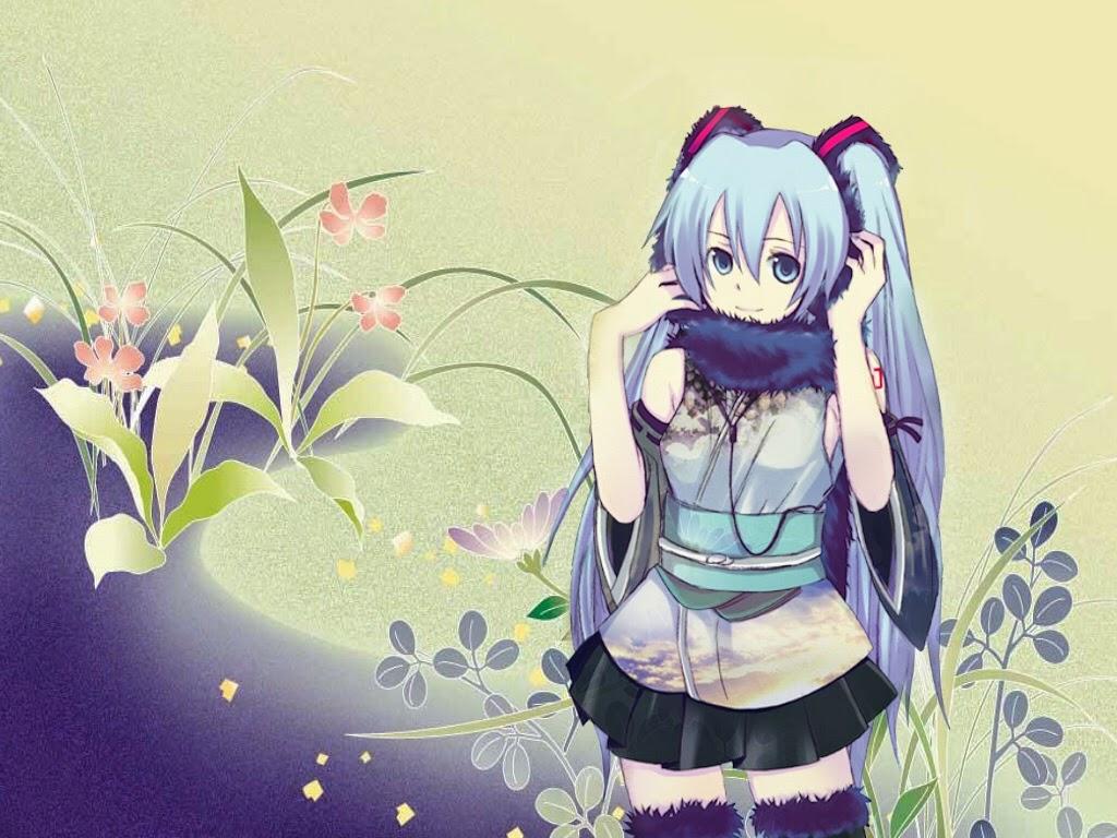 Hatsune Miku Adalah Produk Perangkat Lunak Yang Menghasilkan Suara Nyanyian Wanita Dirilis 31 Agustus 2007 OlehCrypton Future Media